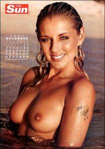1991-11-November-Sarah Hollett